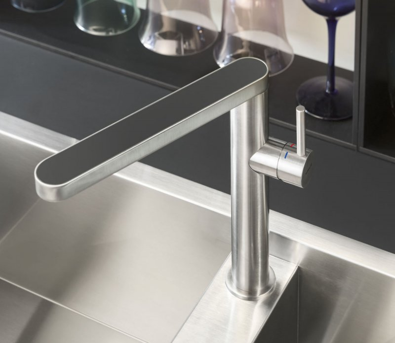 Nobili: la rubinetteria da cucina protagonista al Sicam ...