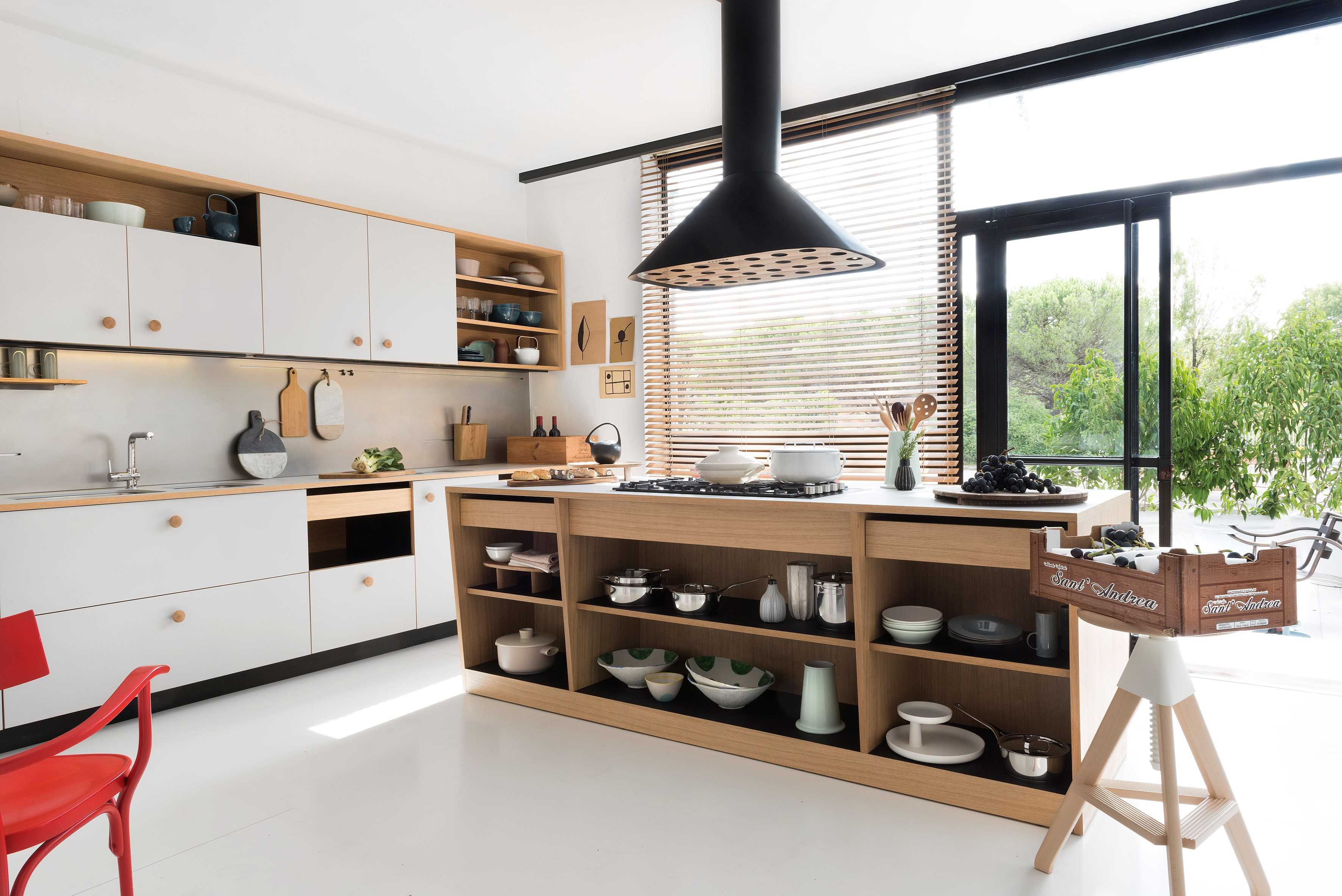 Nuovo showroom a londra per schiffini arredamento for Marche arredamento design